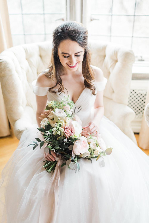 Elated Bride