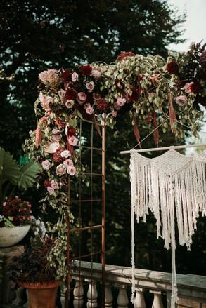 Laurel Hall | Indianapolis Wedding Design | Simona & Al