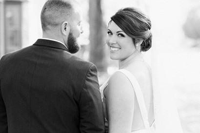 Indianapolis Day of Coordinator | Industrial Chic Wedding | Morgan & Lucas