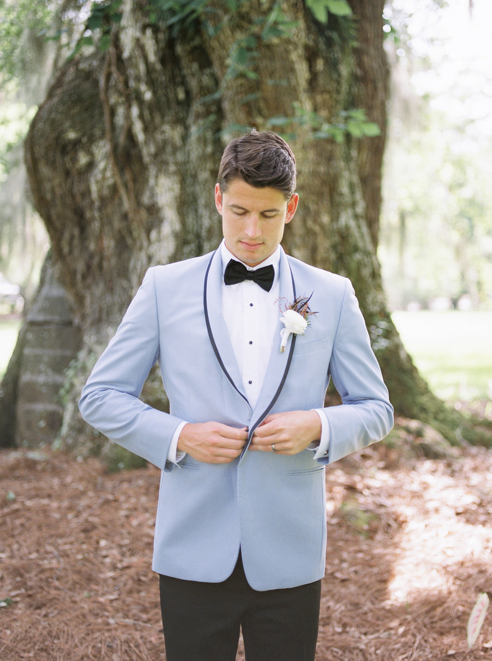 Charleston Groom