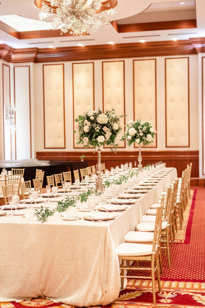Downtown Indianapolis Rehearsal Dinner Ideas | Wedding Planning