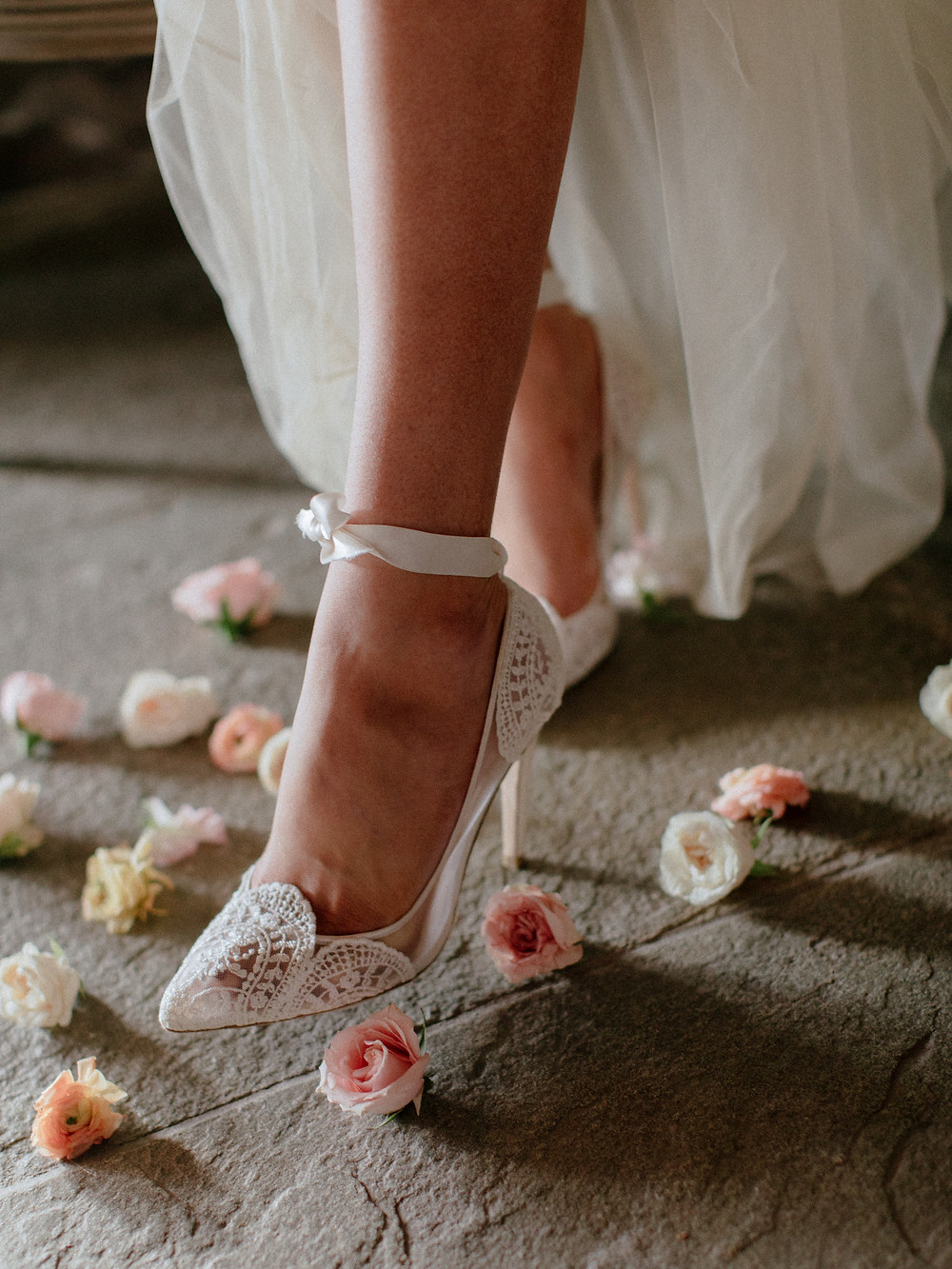 Bella Belle Wedding Shoes Maui