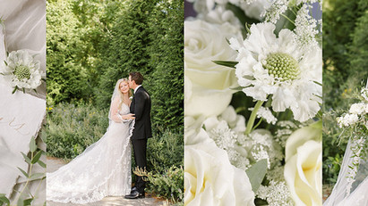 Garden Inspired Wedding | Indianapolis Wedding Coordinator