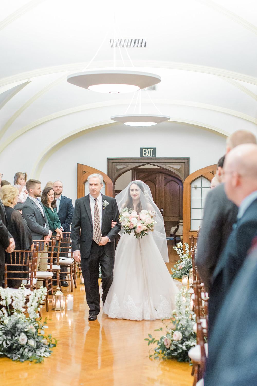 Modern Bride Veil Over Face