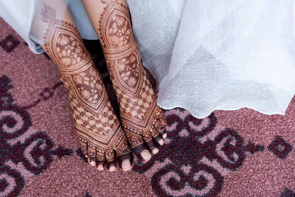 Indianapolis Wedding Henna