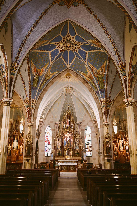 Indianapolis Catholic Wedding Planner