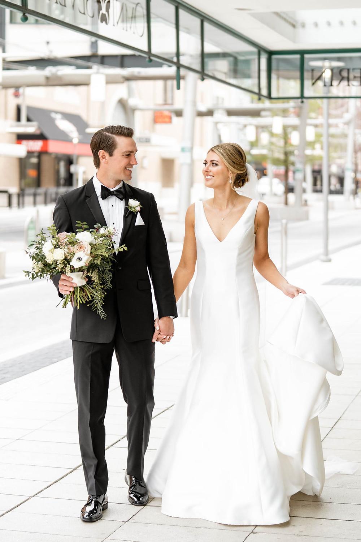 Classic Indianapolis Bride