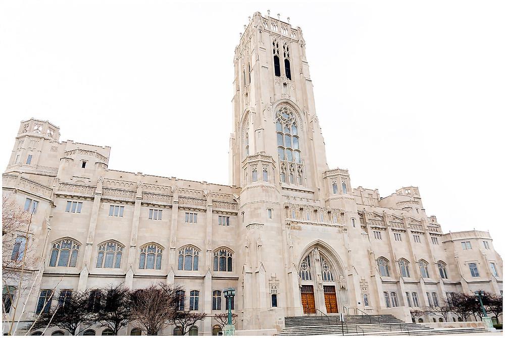 Scottish Rite Cathedral Indianapolis