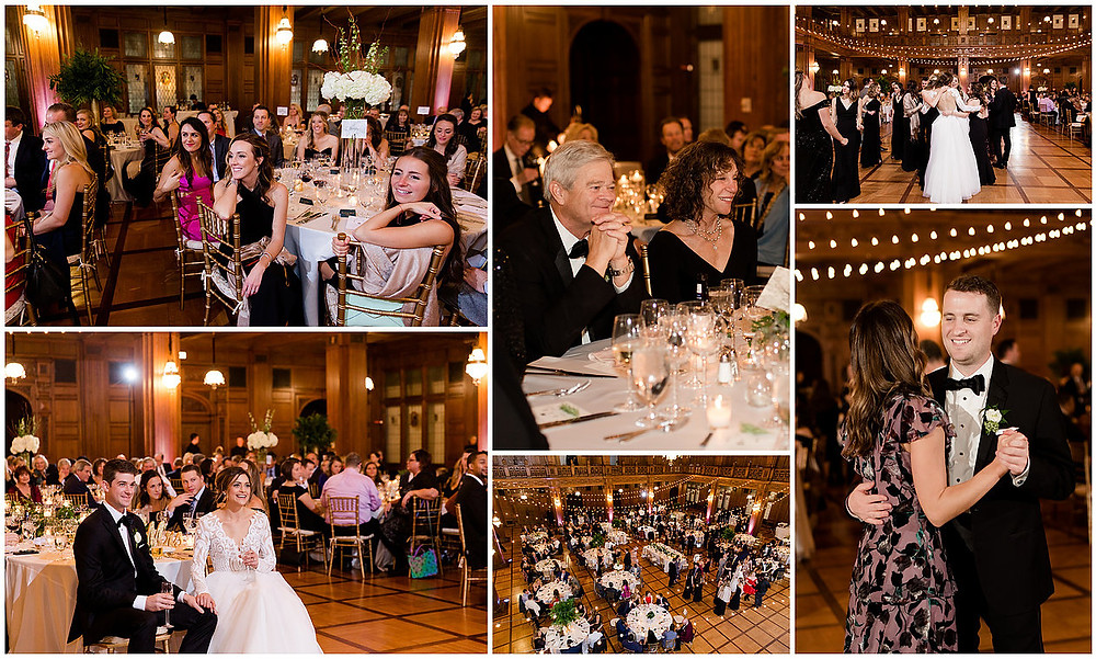 Indianapolis Wedding Reception Moments