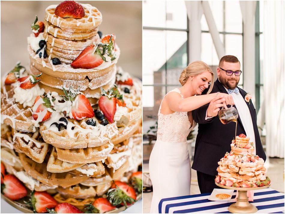 Conrad Indianapolis Wedding Reception