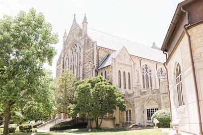 University of Notre Dame Wedding   Mahrie & Ryan   Basilica of the Sacred Heart