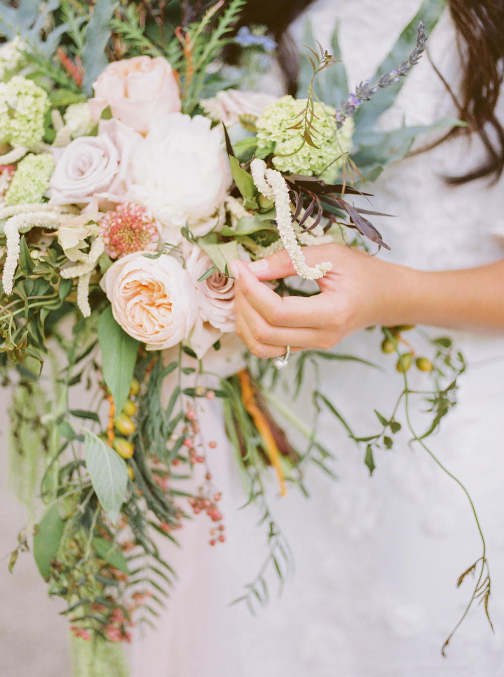 Southern Wedding Flowers