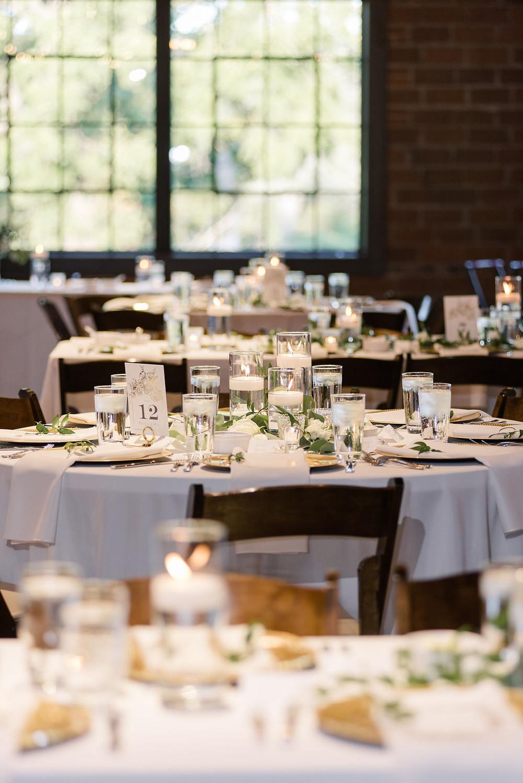 Indy Wedding Reception