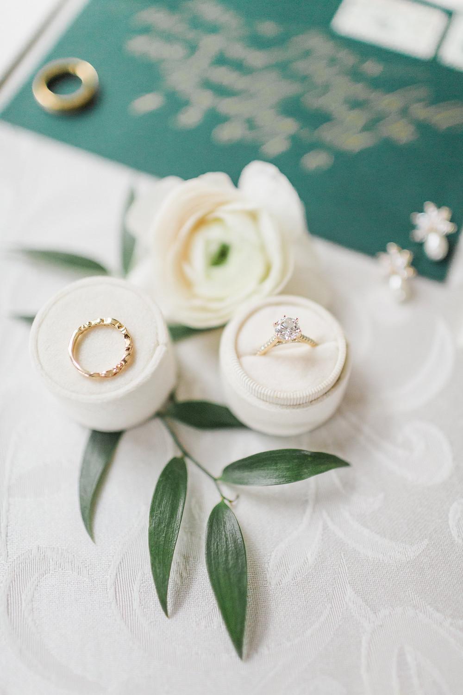 Custom Crafted Wedding Details