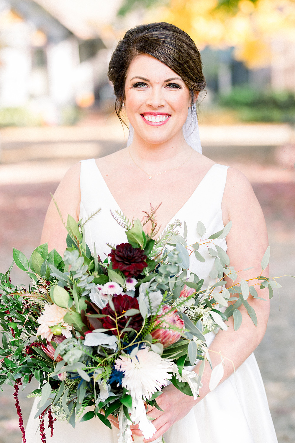 Bridget Davis Events Bride