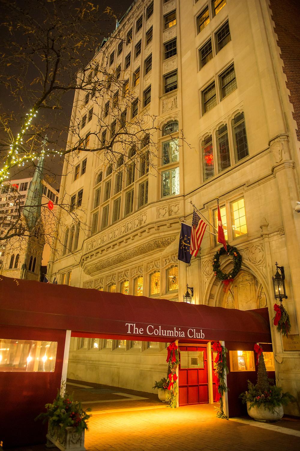 Columbia Club Indianapolis