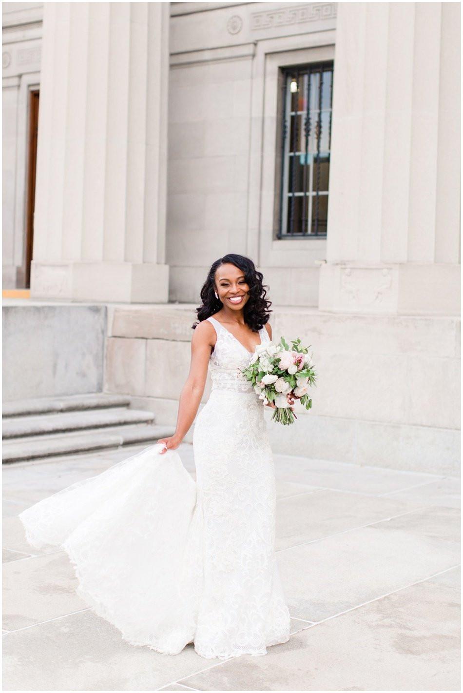 Indianapolis Central Library Bride