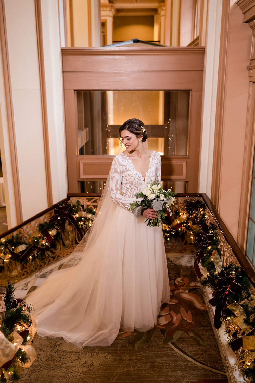 Omni Indianapolis Bride