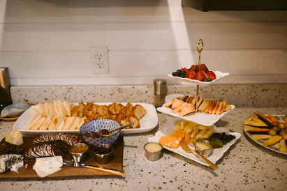 Wedding Day Snacks | Stave Off the Beast of Hanger