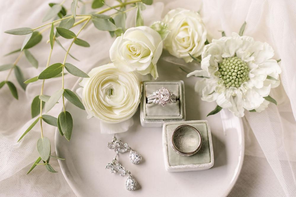 Wedding Morning Details