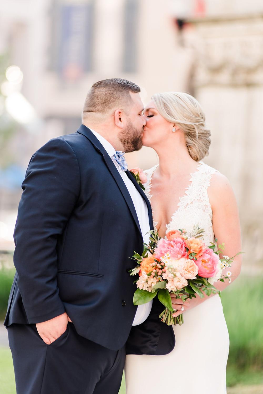 Spring Wedding Indianapolis