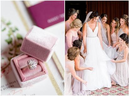 Crowne Plaza Wedding Indianapolis | Amanda & Neale