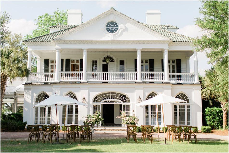 Lowndes Grove Wedding Venue