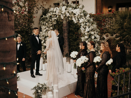 Hummingbird Nest Ranch California Wedding | Destination Wedding Planner