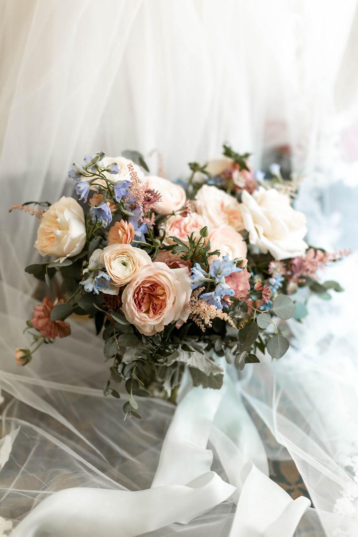 Indianapolis Bridal Bouquet