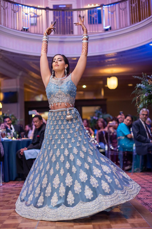 Indianapolis Bride Bollywood Dance