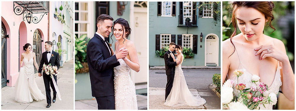 Dreamy Charleston Elopement