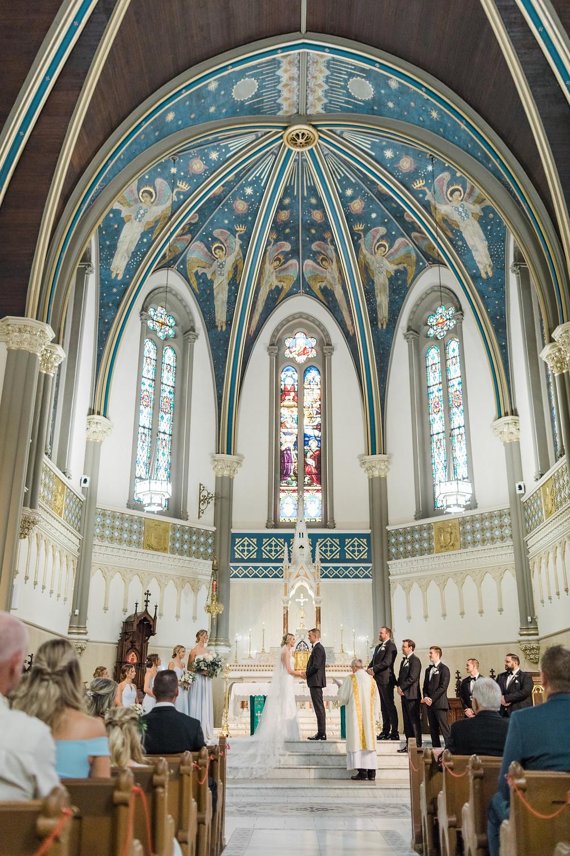 St Johns Indianapolis Wedding