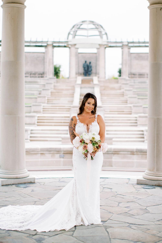 Samantha McAfee Wedding