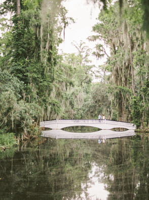 Magnolia Gardens | Destination Wedding Inspiration | Charleston, South Carolina