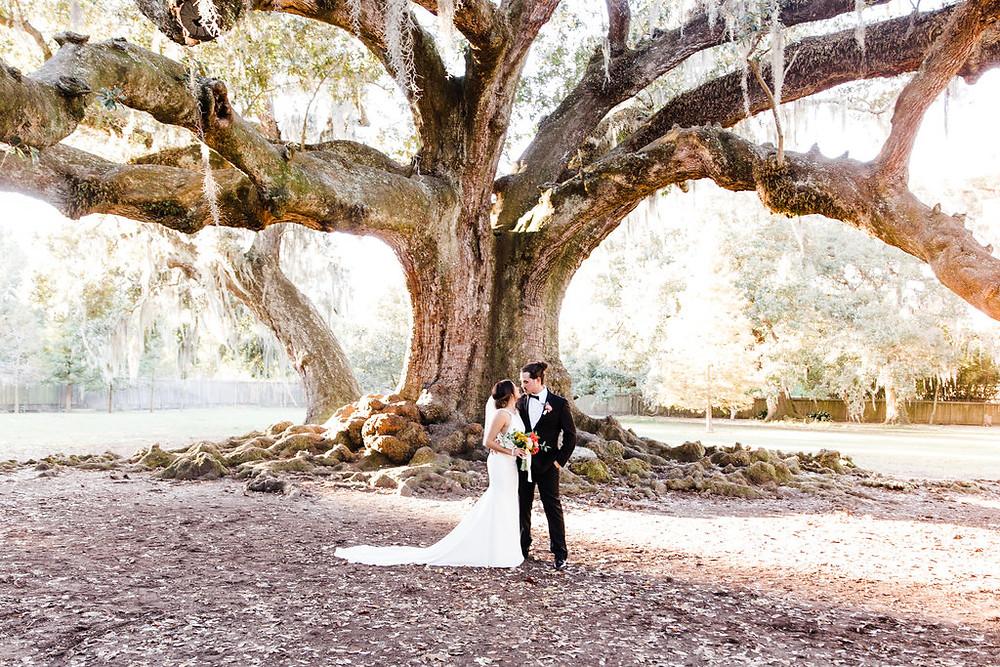 Bride & Groom New Orleans