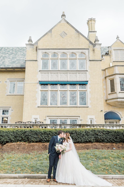 Scotland Castle Inspired Wedding