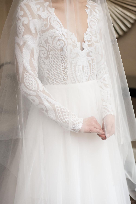 Reverent Bride