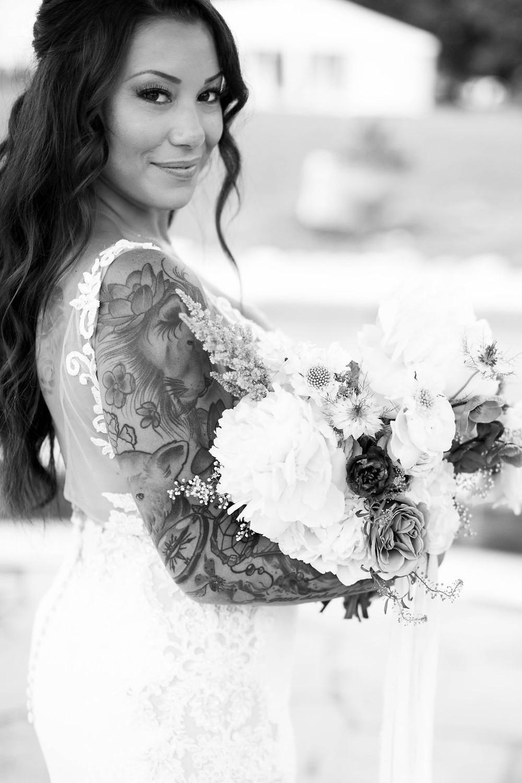 Cox Hall Bride
