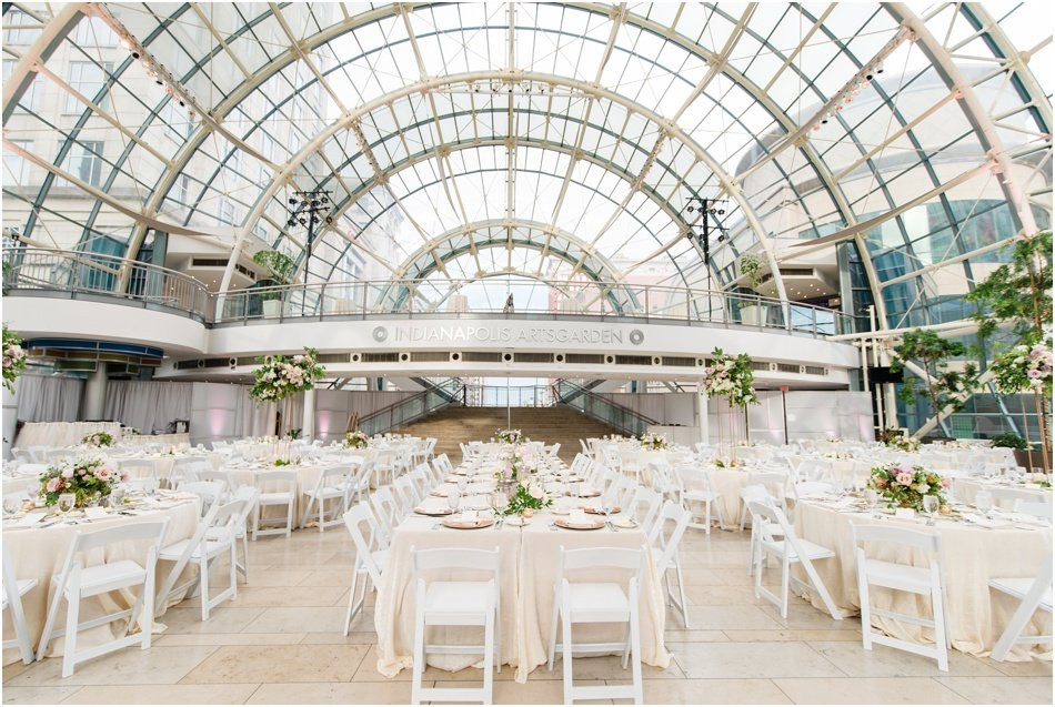 Indianapolis Wedding Recpetion