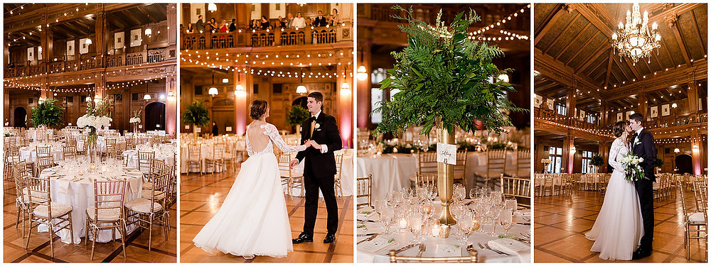 Scottish Rite Cathedral Wedding