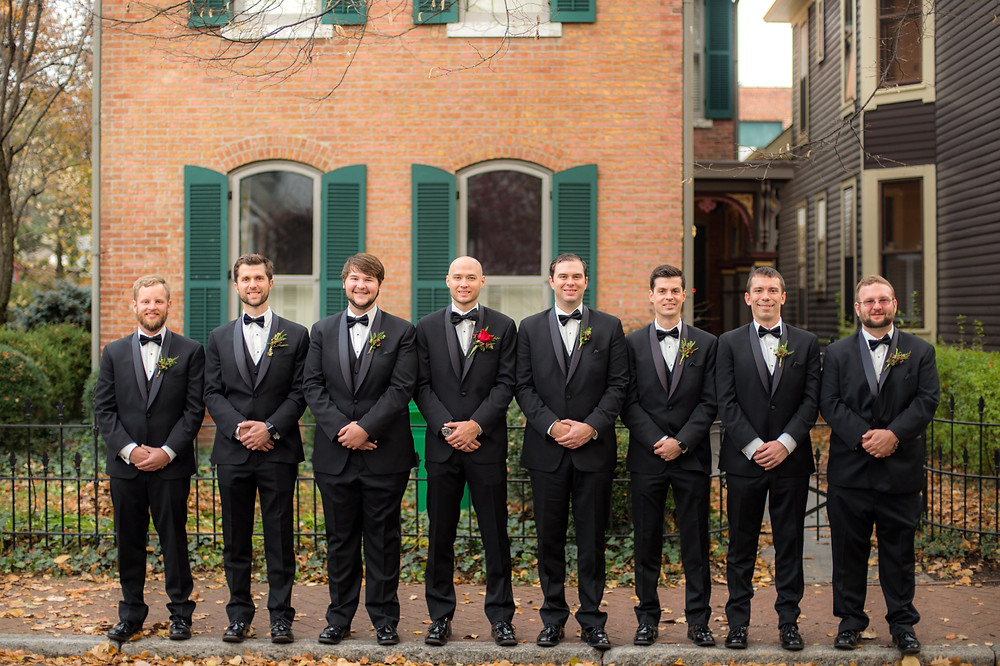 Lockerbie Wedding Photos