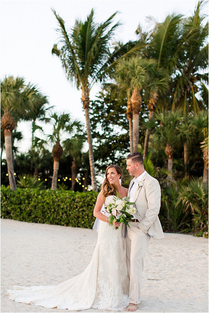 Sanibel Island Destination Wedding | Destination Wedding Planner | Amanda + Ian