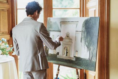 Maxwell House | Destination Wedding Planner | Pasadena California