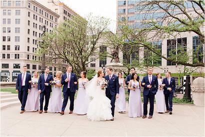 Indiana Historical Society Wedding | Victoria & Steve | Indianapolis Wedding Coordinator