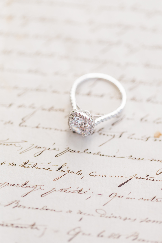 Left Hand Wedding Ring