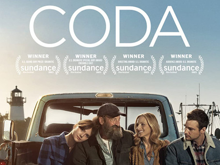 Join as we deep dive the stunning new film CODA.