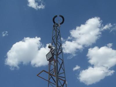 Yıldırımdan Korunma Güvenlik Kameraları Aydınlatma Direkleri EvoDis