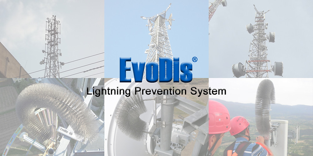 EvoDis Lightning Prevention System