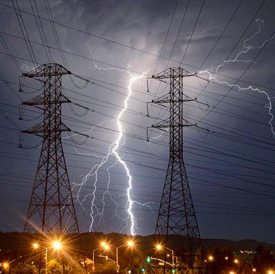 Chống sét cho đường dây dẫn điện cao thế