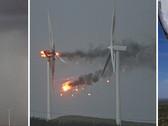 Blitzschutz für Windenergieanlagen